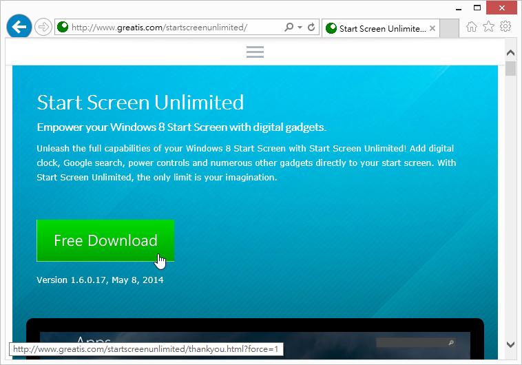 強化Windows 8,在「開始」畫面上新增更多功能