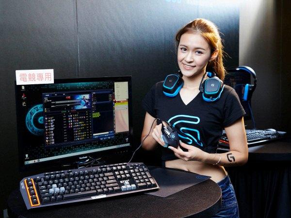 擴大電競版圖  羅技電子首次冠名贊助電競隊伍 Logitech G Fighter