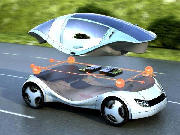 未來,你也能像升級電腦一樣的升級汽車