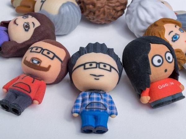 亞馬遜不再只賣東西,現在還可以客製化3D列印人偶