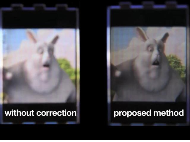 免戴眼鏡,MIT開發裸視校正螢幕