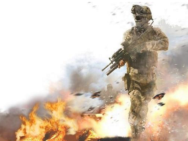 如何讓沉迷 Call of Duty的兒子戒掉?瑞典父親帶兒子到中東戰地考察!