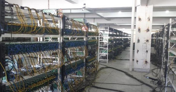 數位礦坑時代,國外媒體揭露中國的比特幣礦場