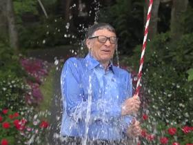 比爾蓋茲的逆襲!用加強版灌冰桶回應臉書馬克的挑戰