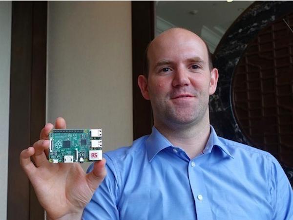 Raspberry Pi創始人:我們賣出了350萬台,讓孩子更愛寫程式