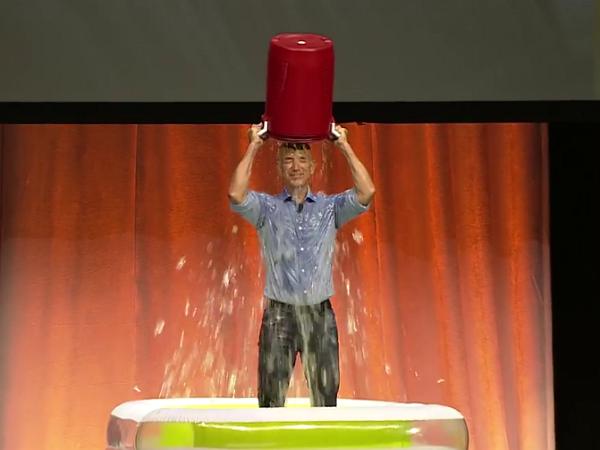 點燃世界的一桶冰水