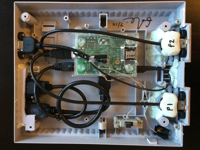 用 Raspberry Pi 打造懷舊電視遊樂器