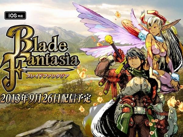 Blade Fantasia : 知名動漫畫同人作品登場!