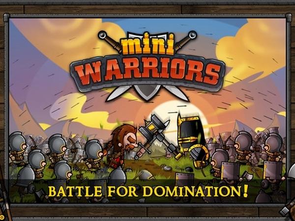《Mini Warriors》 小小戰士出征!中古世紀策略養成一玩就上癮