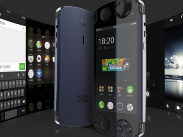 讓Sony 驚訝的講不出話來,中國廠商推出「擬真」PSP遊戲手機 | T客邦