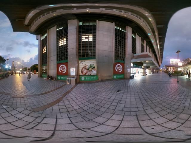 免街景車,iPhone使用者也能土砲球體照片