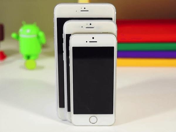 iOS 開發者也要面對螢幕破碎化的問題?