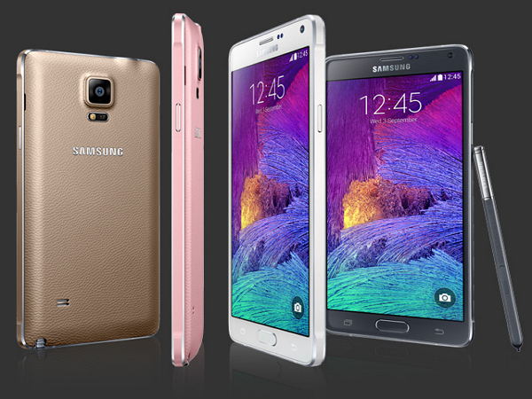 重看 GALAXY Note 4 特色:今年仍提大螢幕、S Pen 是否仍有吸引力?