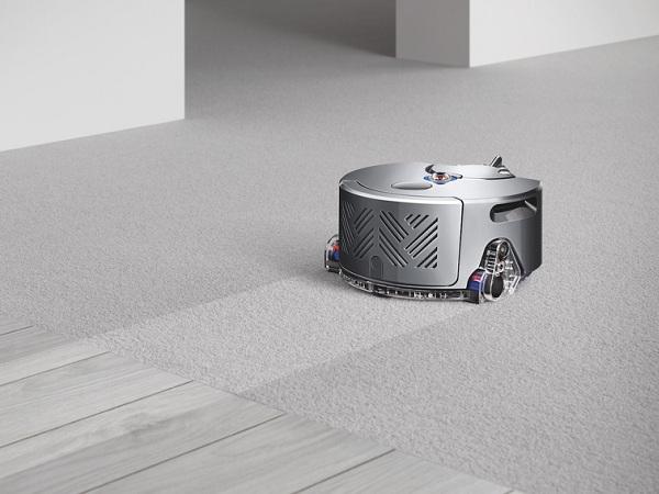 你家的掃地機器人還在撞牆、卡櫃腳嗎?  Dyson 首推有眼睛的掃地機器人