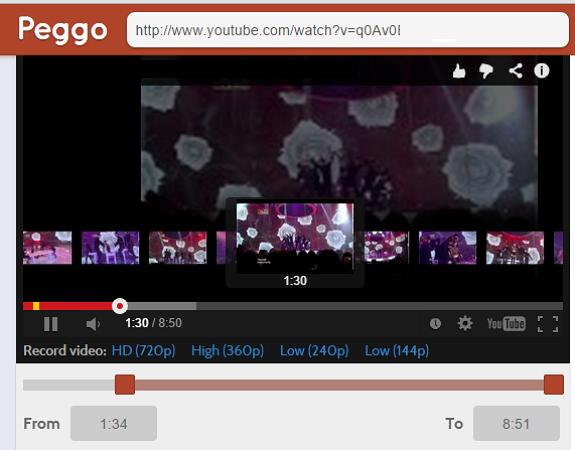 免費線上剪輯錄音 YouTube 成 MP3、 GIF 動畫下載!