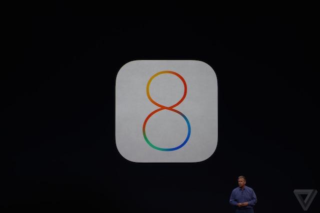 新的 iOS 8 來了,Apple Pay 電子錢包、Quicktype 功能公佈
