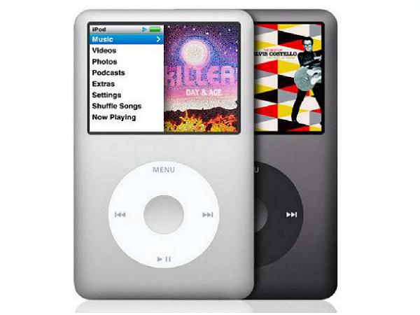 別了,iPod Classic