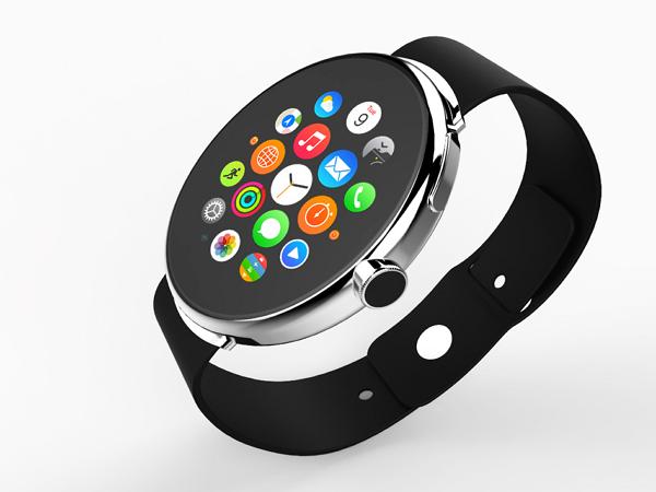 如果 Apple Watch 是圓形的會更好看嗎?
