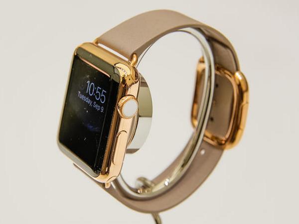 有錢真好,18K 金版 Apple Watch 售價可能為 1200 美元