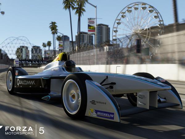 Formula E :當賽車也智慧,真實競賽如電玩