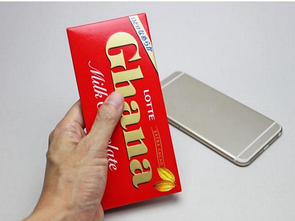 買不到 iPhone 6 Plus?日本這款巧克力莫名爆紅