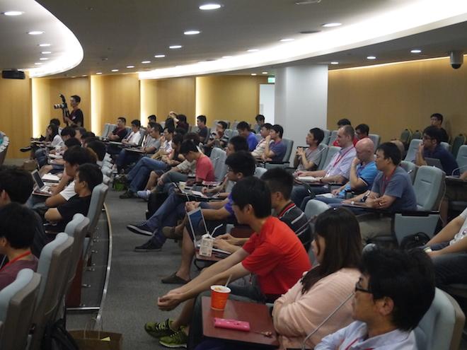 Ruby on Rails 程式技術研討會 Rails Pacific 2014 現場觀察:成功的研討會活動怎麼準備?