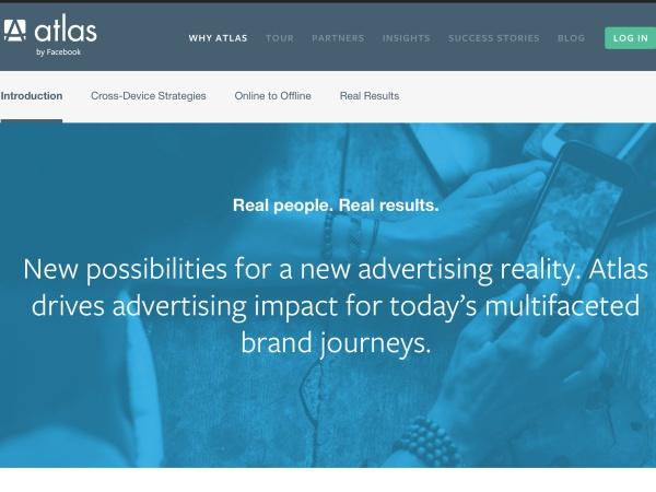 Facebook 買下廣告平台 Atlas ,觀察你離開 Facebook 後都在幹嘛