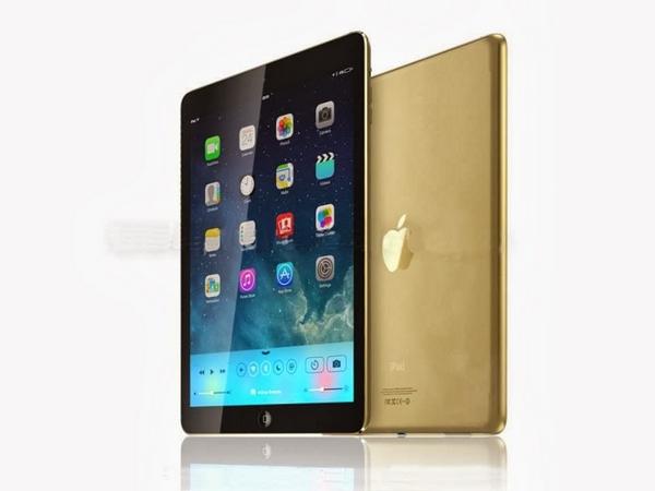 彭博社:新 iPad Air 將增金色款,12.9 吋 iPad 明年亮相