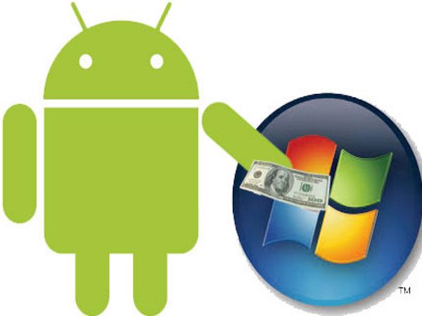 靠著專利,微軟到底從Android眾廠商身上撈了多少錢? | T客邦