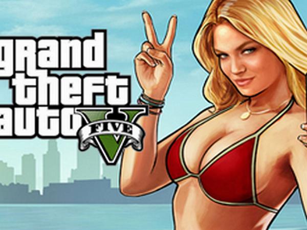 PS4 版 俠盜獵車手5 資訊曝光,容量可能超過100 GB