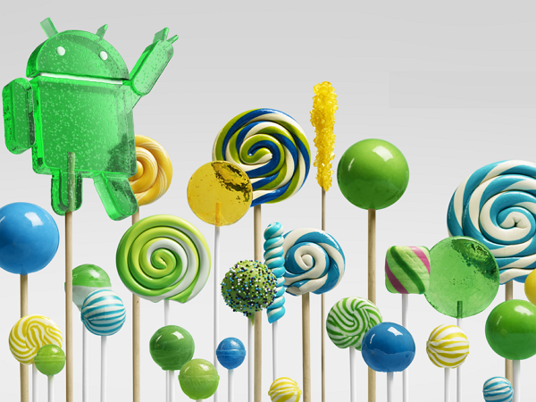 Android 5.0:Lollipop 棒棒糖正式發表!