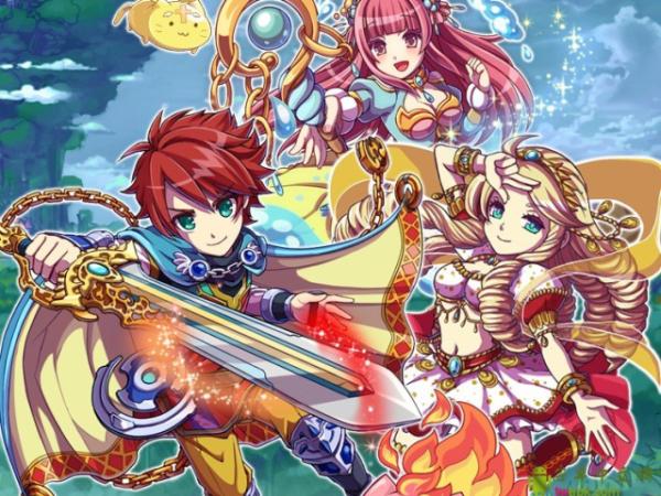 日系奇幻輕本格手遊RPG《世界樹の秘寶》台港澳雙版本正式登場!