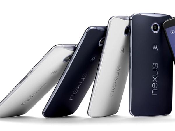 Nexus 6 於 10/29 美國販售,32GB 版 649 美元