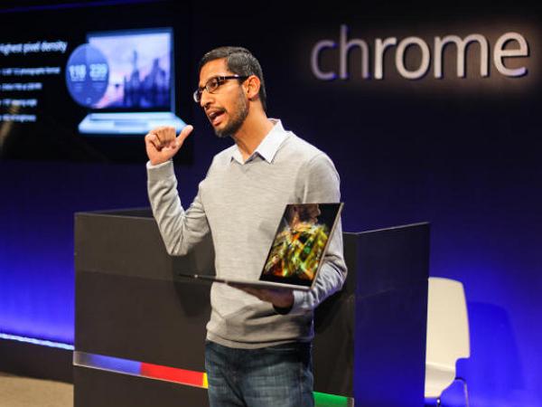 Google的第三號人物: Sundar Pichai 浮上檯面接管主要業務