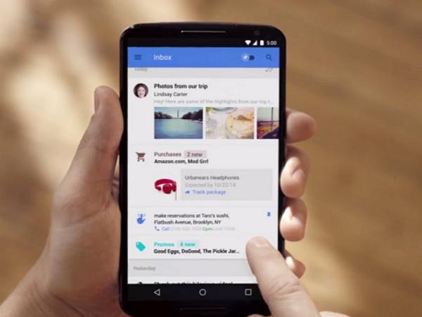 完全解密 Google Inbox !10 大功能改造Gmail實測教學
