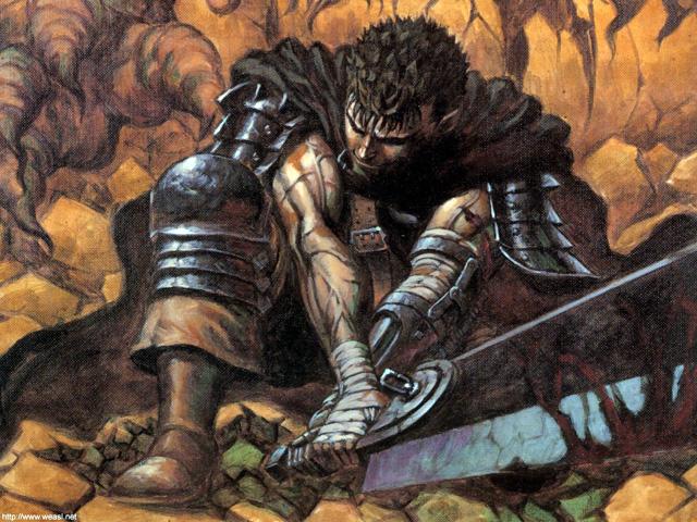 空想科學:計算《烙印勇士》主角需要多猛才能揮舞那把巨劍