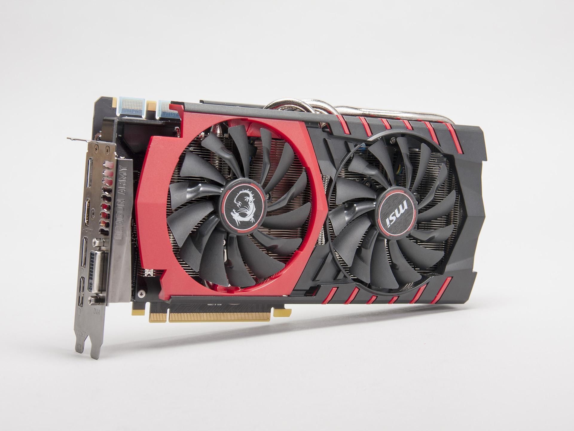 微星 GeForce GTX 980 Gaming 顯示卡,效能、設計完全解析