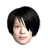 3D大頭照,髮妝隨人套