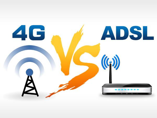 高速行動網路成趨勢, 4G 取代 ADSL 時機成熟?