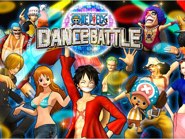 《航海王跳舞大戰》草帽海賊團挑戰音樂節奏新玩法!遊戲預計2014年底前上架