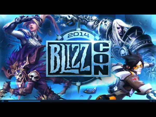 【BZCON14】開幕式暨完整報導:爐石、星海新資料片齊發,全新作品《鬥陣特攻》公布!