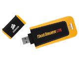 Corsair 128GB Flash Voyager GTR:USB 2.0隨身碟也能超速跑