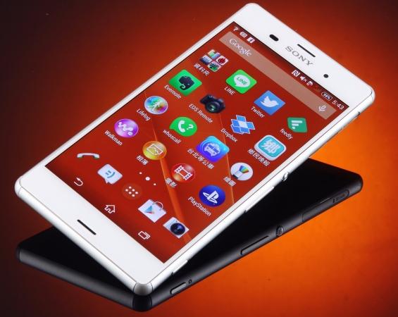 Sony Xperia Z3 評測:提升防水等級、拍照錄影更多趣味