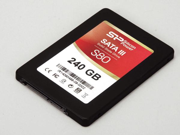 Silicon Power S80 固態硬碟:台系控制器設計方案再添新成員