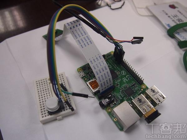 樹莓派初體驗 Workshop-自己做相機 活動報導:其實 Raspberry Pi 的門檻沒那麼高 | T客邦