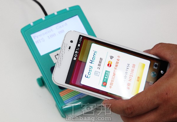 NFC手機信用卡來了,但國內環境準備好了嗎?台新、中信、國泰世華三大銀行訪談