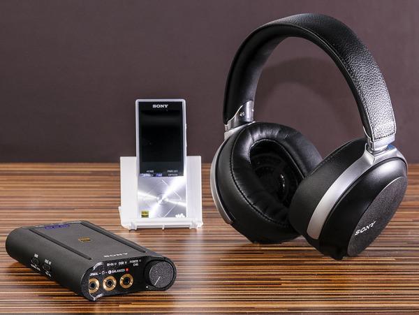 超強美聲組合!Sony MDR-Z7耳機、 PHA-3耳機擴大機、NWZ-A15數位隨身聽評測