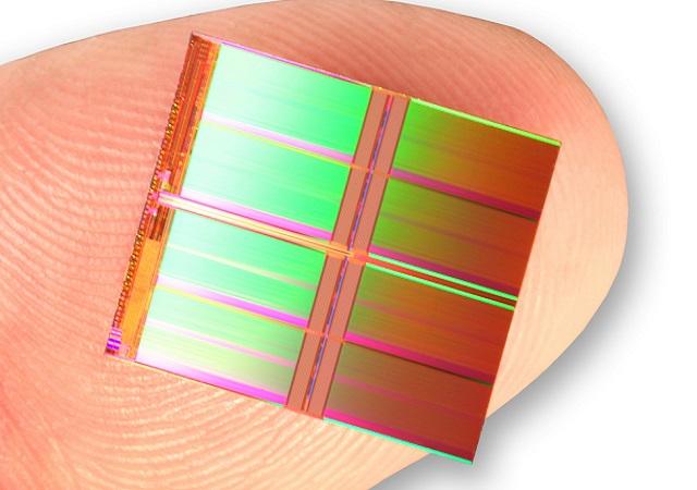 Intel 計畫在 2015 年推出新型 3D NAND Flash ,單顆粒容量達到 1TB