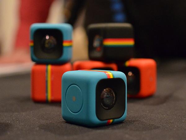 最輕巧的Polaroid Cube運動相機在台開賣,僅3,390元台幣