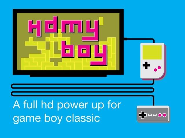 Game Boy升級HD,土砲改裝套件集資中